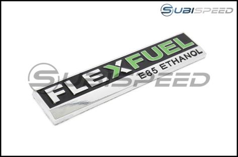 Flex Fuel E85 Emblem - Universal
