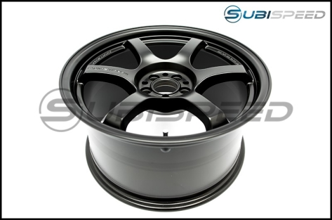 Gram Lights 57DR Wheels 17x9 +38mm (Semi Gloss Black) - 2013+ FR-S / BRZ / 86 / 2014+ Forester