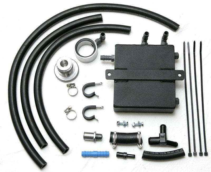 AVO Turboworld Breather Tank Kit (F/I)