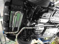 Leg Sport HI-SPEC Club Sport Axle Back Exhaust - 2013-2016 FR-S / BRZ / 86