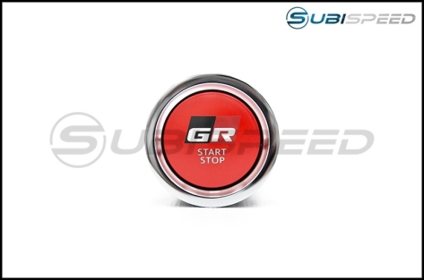Toyota Gazoo Racing JDM Push to Start Button - 2013+ BRZ
