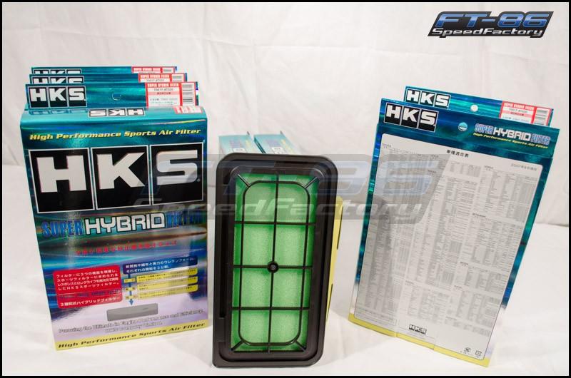 HKS Super Hybrid Air Filter
