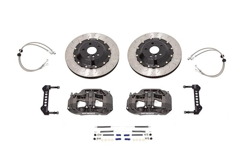 Essex Designed AP Racing Radi-CAL Competition Brake Kit (Front 9660/372mm)