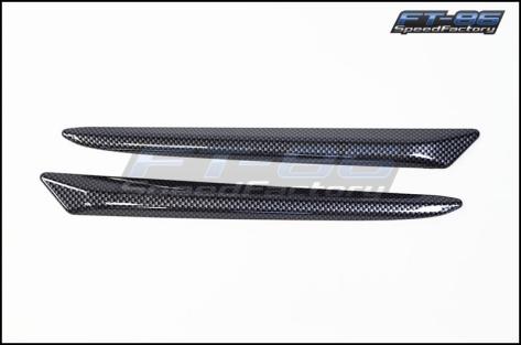Carbon Fiber Fender Trim Covers