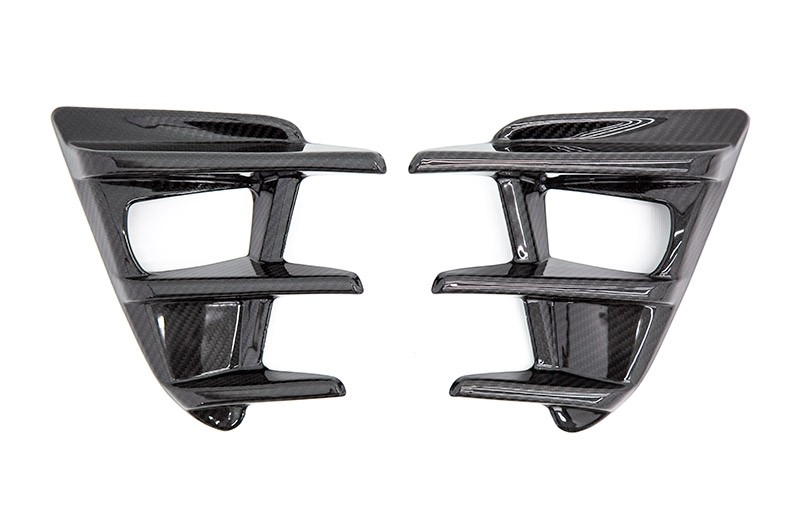 OLM LE Dry Carbon Fog Light Covers