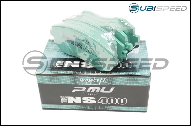 Project Mu Type NS Brake Pads - 2013+ FR-S / BRZ