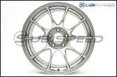 WedsSport TC105N Silver 18x8.5 +43 5x100 - 2013+ FR-S / BRZ / 86 / 2014+ Forester