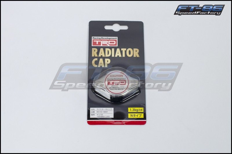 TRD Radiator Cap
