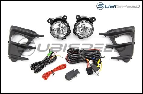 Winjet LED Fog Light Kit & Wiring Harness