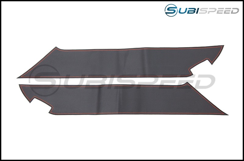 OLM Leather Look Kick Guard Protection Set