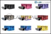 Muteki SR48 Open End Lug Nuts - 2015-2020 Subaru WRX & STI, 2013-2020 FR-S, BRZ, 86