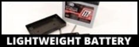 Lightweight Battery Kits