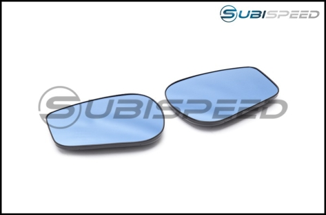 OLM Wide Angle Convex Mirrors with Turn Signals - 2013+ FR-S / BRZ