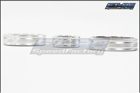 Anodized Aluminum Climate Control Trim - 2013+ FR-S / BRZ / 86