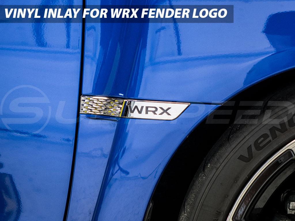 Fender Emblem Inlays