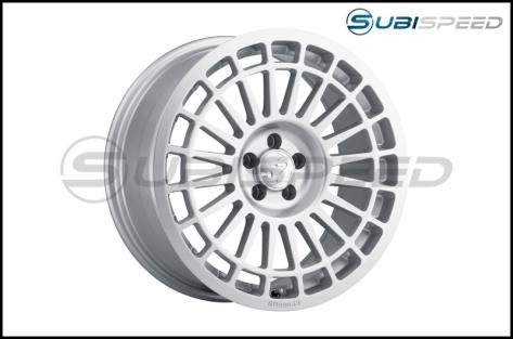 fifteen52 Integrale 18x8.5 +45 Speed Silver - 2013+ FR-S / BRZ / 86 / 2014+ Forester