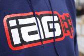 IAG Performance IAG Boxer Logo Hoodie - Navy - Universal