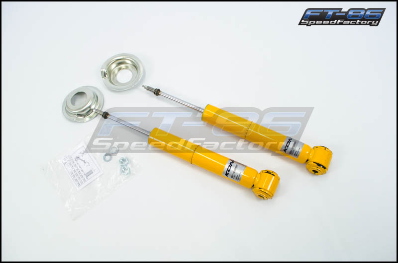 Koni Sport / Yellow Struts (Rear)