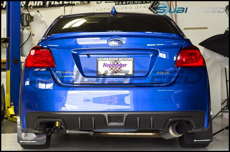 Rally Armor Front & Rear Mud Flaps