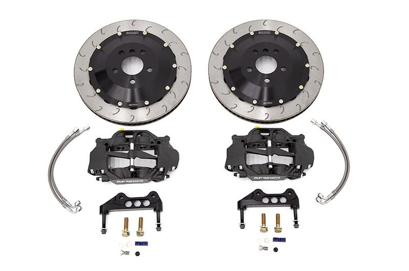 Essex Designed AP Racing Radi-CAL Competition Brake Kit (Rear CP9450/365mm)