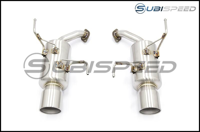 Fujitsubo Authorize S Axle Back Exhaust