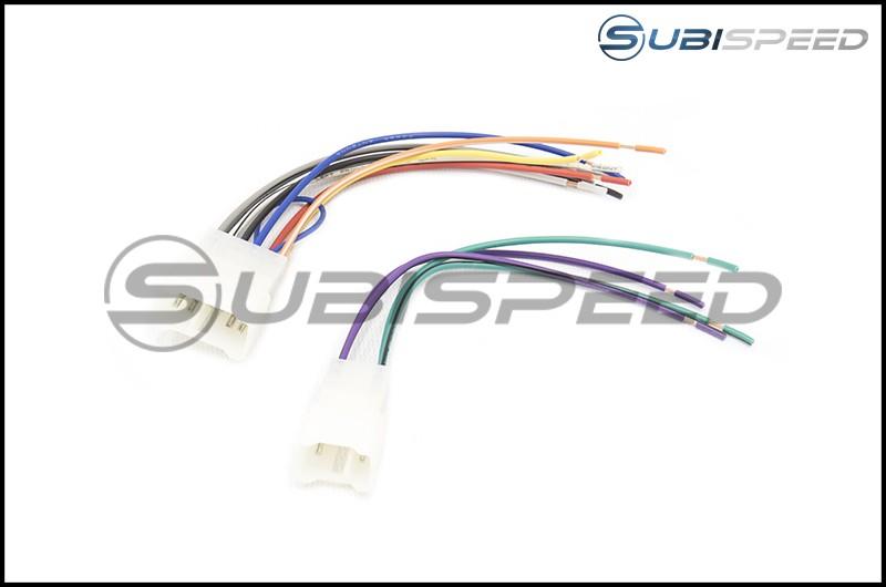Metra 10 and 6 Pin Radio Wiring Harnesses