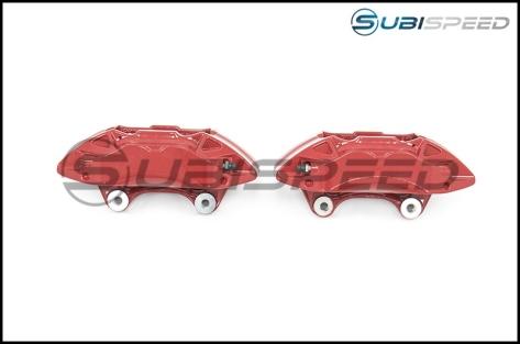 FT86SF Front 4 Piston ATS Brembo Big Brake Kit - 2013-2020 Scion FR-S / Subaru BRZ / Toyota 86