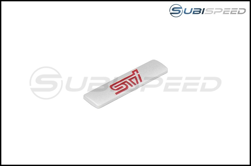 Carbon Reproductions STI Chicklet Emblem
