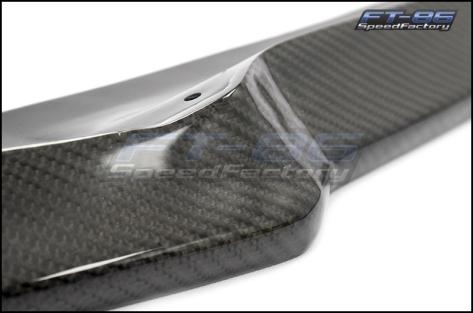 OLM CS Style Carbon Fiber Front Lip - 2013-2016 FR-S