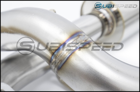 LegSport Club Sport Street Axle Back Exhaust - 2013-2016 FR-S / BRZ / 86