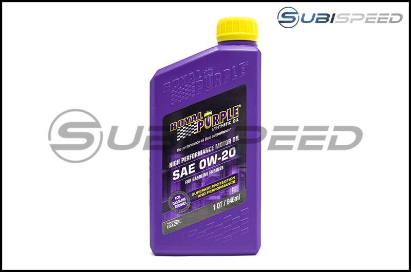 Royal Purple 0W20 Sythetic Oil (1 Quart)