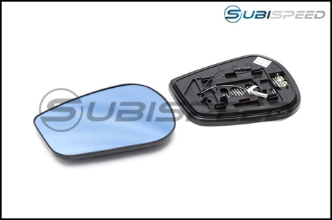 OLM Wide Angle Heated Convex Mirrors with Turn Signals - 2013+ FR-S / BRZ / 86