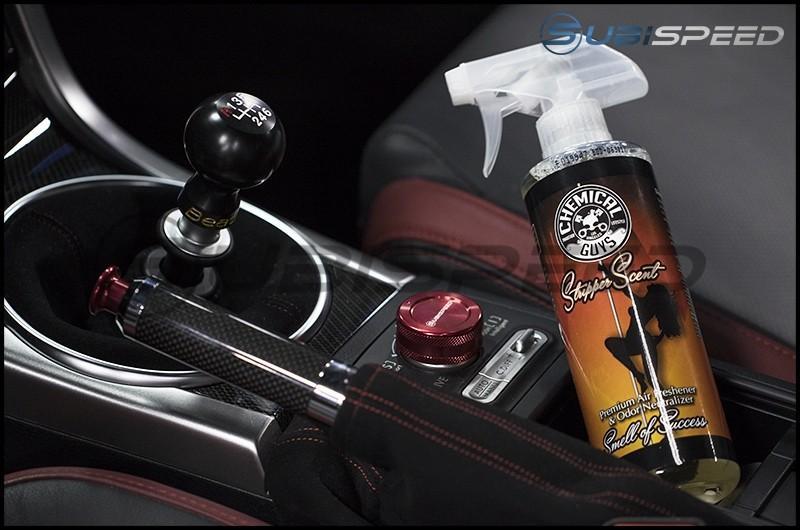 Chemical Guys Signature Stripper Scent Air Freshener and Odor Neutralizer -Smell Of Success (16 oz)