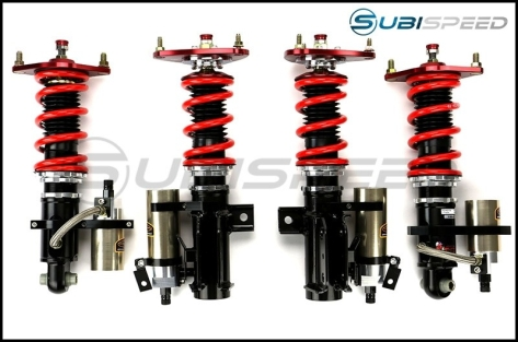 Pedders Extreme XA Remote Canister Coilover Kit