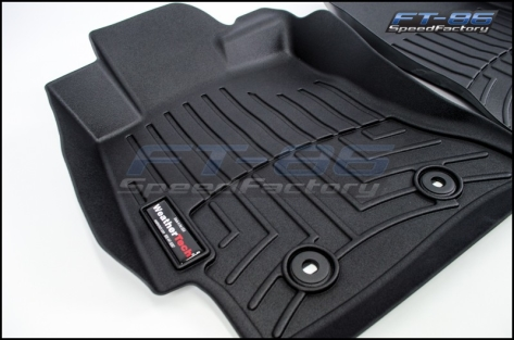 WeatherTech FloorLiner DigitalFit All Weather Floor Mats - 2013+ BRZ