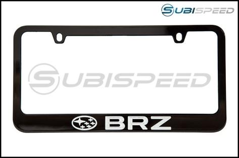 Subaru BRZ License Plate Frame - 2013+ BRZ