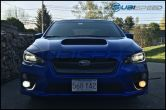 OLM LED Fog Light Bulbs Alpha HD (Philips Z ES) - 2015-2020 Subaru WRX & STI / 2014-2021 Forester / 2013-2021 Crosstrek / 2013-2016 Scion FR-S