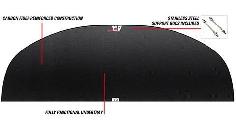 APR Front Splitter for 1.0 TRD Front Bumper