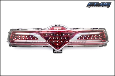 GCS Red 4th F1 Style Brake Light V2 / Reverse Light