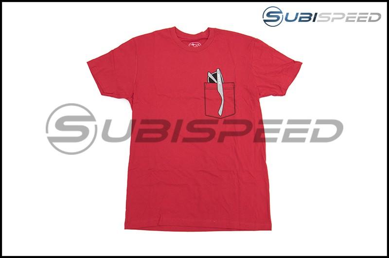 Subaru WRX Sunglasses Pocket Tee