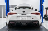 aFe Takeda 3in to 2.5in Catback Exhaust - 2020+ A90 Supra
