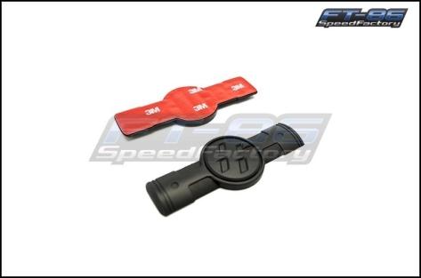 FR-S GT86 Matte Black Emblem Pack - 2013+ FR-S / BRZ / 86