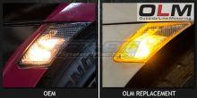 OLM Amber LED Side Marker Bulb - 2013-2020 FRS / BRZ / 86