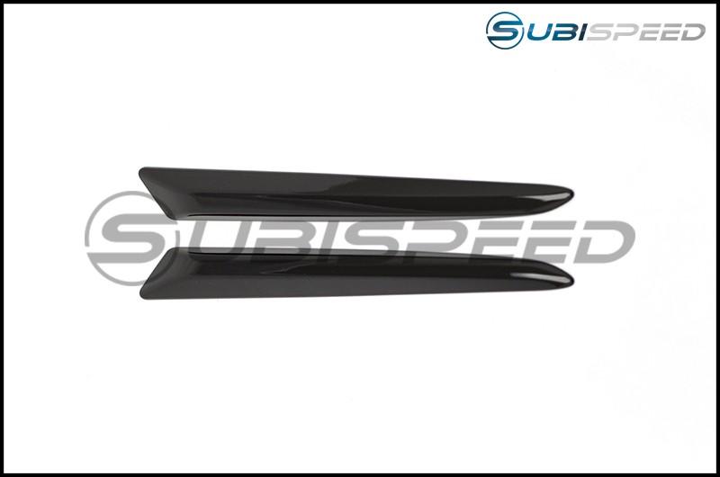 Subaru OEM Black Fender Blade Trim Covers