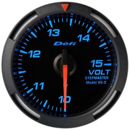 Defi 52mm Racer Series Gauges (Voltage)