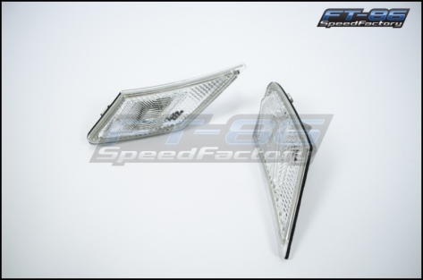 Helix FRS / BRZ Clear Side Markers - 2013+ BRZ