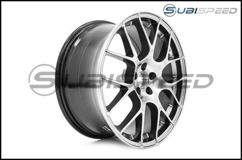 Enkei Raijin Wheels 18x8.5 +45mm (Hyper Silver) - 2013+ FRS / BRZ / 86