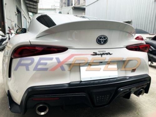 Rexpeed V2 Painted Matched Spoiler