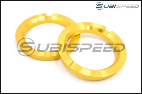 Project KICS KYO-EI / VOLK / Rays 73/56 Duralumin Hub Rings - Universal