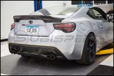 OLM VL Style Sequential Carbon Fiber with Clear Lens - 13-20 Toyota 86, Scion FR-S, Subaru BRZ